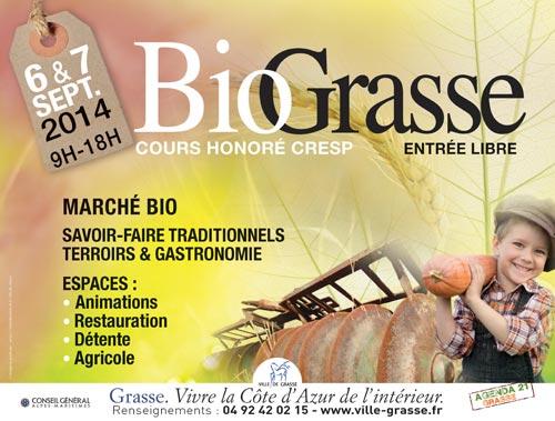 Réflexologie Bio Grasse